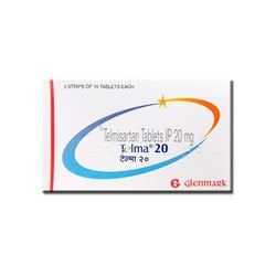 Telma 20 Mg Telmisartan Tablet