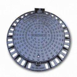 Iron/Ductile Iron Round Manhole Cover