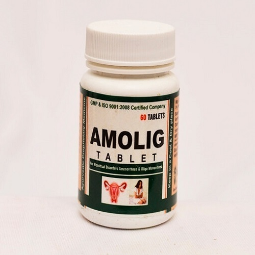 Herbal Amolig Tablet