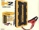 Hummer H2 Power Bank & Jump Starter