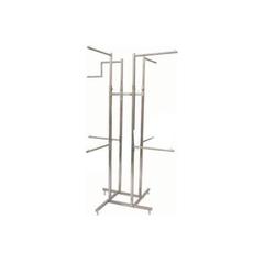 4 Way Clothing Rack