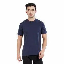 Supima Cotton T-shirt Blue Color