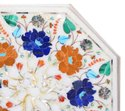 Stone Marble Inlaid Beautiful Table Top