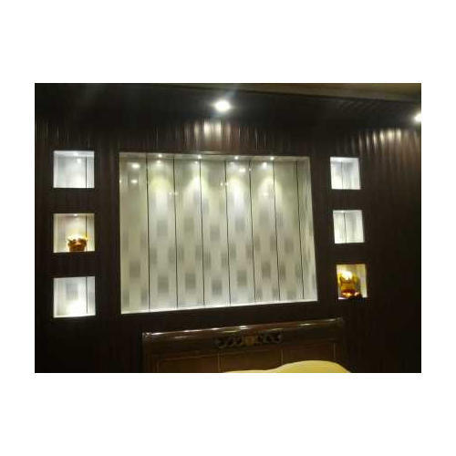 Ideal Wall PVC Bedroom Wall Panel, Rs 12 /square feet, Ideal Wall ...
