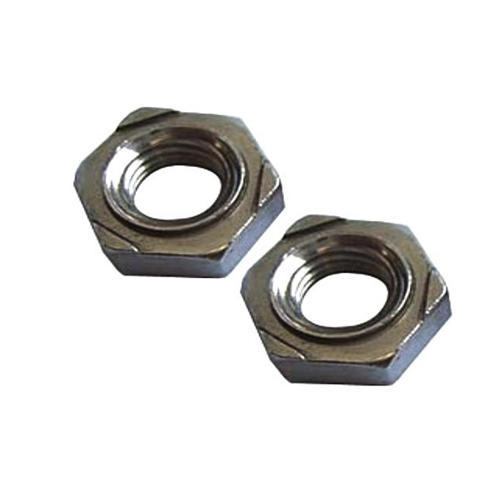 PIC Stainless Steel Hex Weld Nut