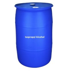 Isopropyl Alcohol (IPA), >99% pure, 200 litres drum, for cosmetics industry