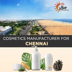 Cosmetics Manufacturer for Chennai