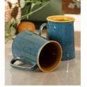 Inside Color Ceramic Milk Mug