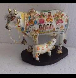 Kamdhenu Cow Statue