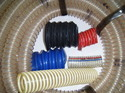 Extra Flexible PU, Silicon, Duct Hose