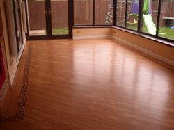 Europian Laminated Wooden Flooring Services