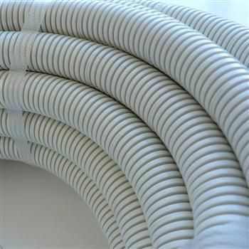 Black And Grey PVC Flexible Pipes & Black And Grey PVC Flexible Pipes Rs 125 /meter Gulab Tolani ...