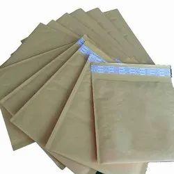 Kraft Paper Courier Bags/ Envelope with Bubble Wrap 10 X 12