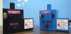 Compact Model Sanitary Napkin Destroyer