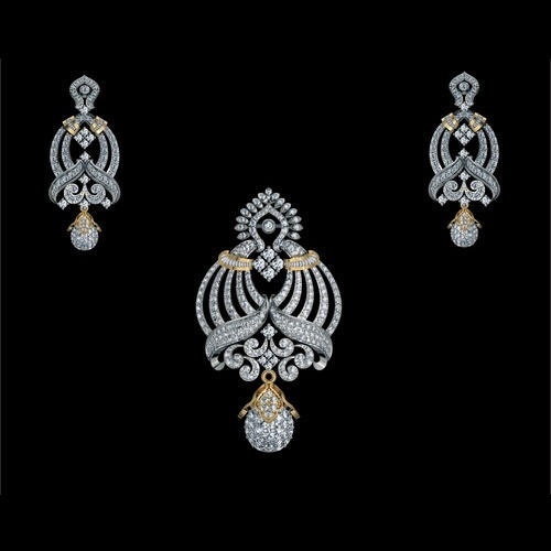 diamond pendant manufacturer designer pendants