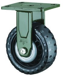 Supo Polyurethane Wheel With Taper Roller Bearing
