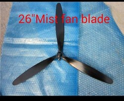 Aluminum Mist Fan Blade, Size: 26