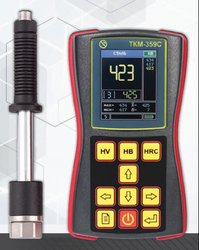 Dynamic Portable Hardness Tester
