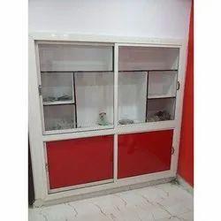 Aluminium Glass Door Cupboard