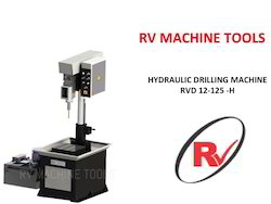 Auto Feed Hydraulic Drilling Machine 12 Mm