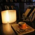 Wooden Book Reading Lamp
