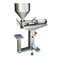 Paste Filling and Sealing Machine