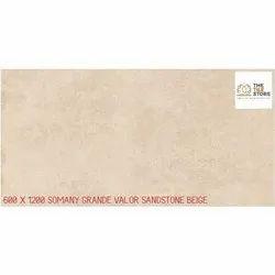 600 x 1200 Somany Grand Valor Sandstone Beige