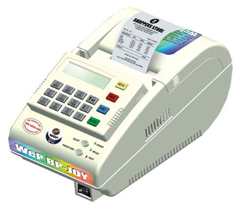 Manual Restaurant Billing Machine, Warranty: 1 Year ,Battery Capacity: 4400 Mah