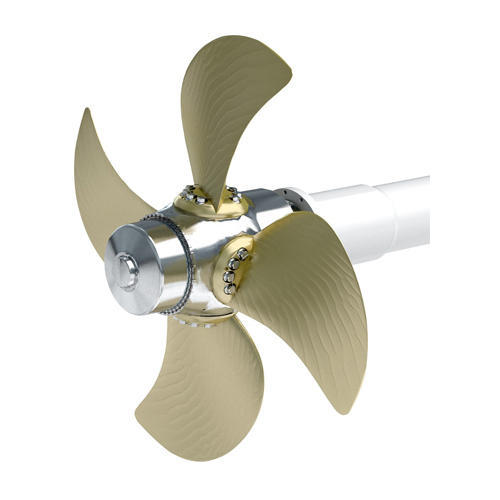 Rolls Royce Ulstein Controllable Pitch Propeller
