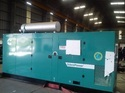 Air Cooled Silent Generator Sets