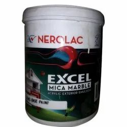 Nerolac Excel Mica Marble Paint, Packaging Size: 20 L, Packaging Type: Bucket