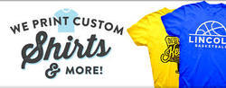 Corporate T Shirt Printing Service