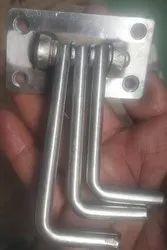 Stainless Steel SS Coat Hook for Railways