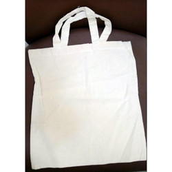 Plain White Cotton Bag