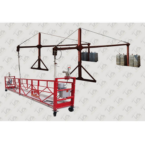 Hanging Wire Rope Platform Cradle