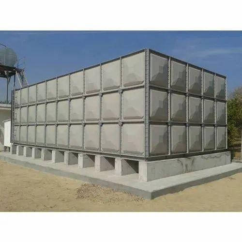FRP / GRP / HDG Water Tanks