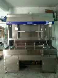 Stainless Steel Automatic Histopathology Grossing Workstation, Hospital And Veterinary Purpose
