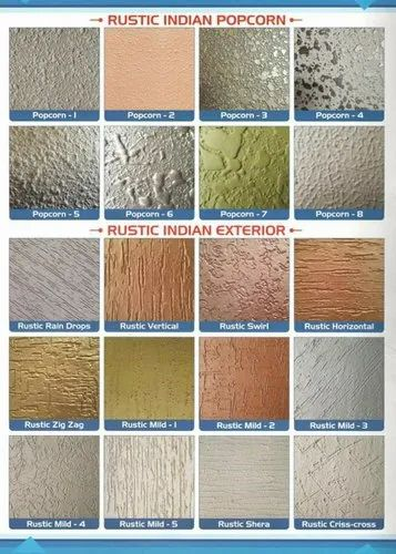 Plastic Bag Rustic Putty For Exterior Rs 699 Bag Prince Wall Care Id 22037584255