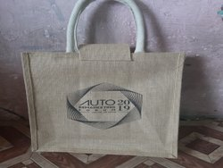 Fancy Jute Bag, Capacity: 8 Kg, Size/Dimension: 13+15+5 Inches