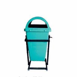 Free Stand Garbage Litter Bin