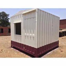 Galvanized Portable Mini Cabin