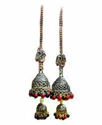 Kashmiri Jhumka Earrings