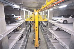 Robotic Car Parking Systems