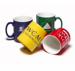 Color Coat Mugs