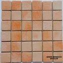 Wall Cladding Glass Mosaic Tiles, For Wall, Floor Etc, Thickness: 5-10 Mm