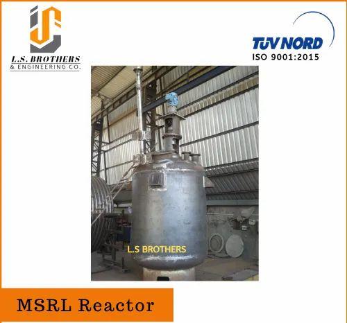 MSRL Reactor