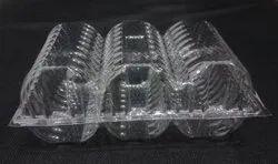 3 Roy PVC Blister Tray