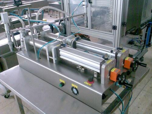 Automatic Paste Filling Machine(10gm to 100 Gm) Center Seal