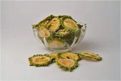Freeze Dried Karela ( Bitter Gourd ), Packaging Size: 1kg