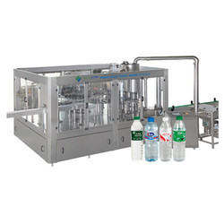 Automatic Bottle Filling & Capping Machine